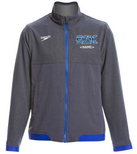 ECAC - Speedo Youth Tech Warm Up Jacket