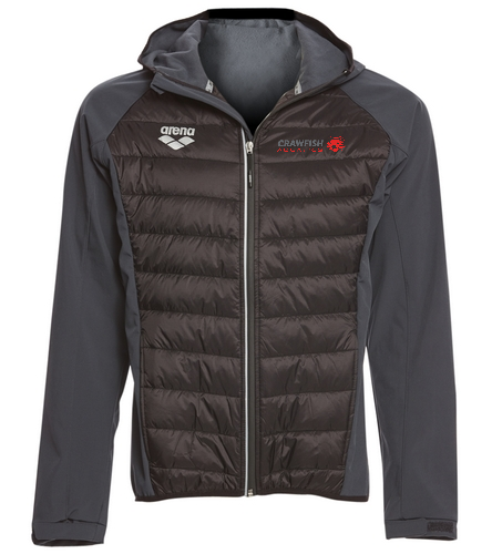 Winter Coat - Arena Unisex Team Line Quilted Soft Shell Jacket