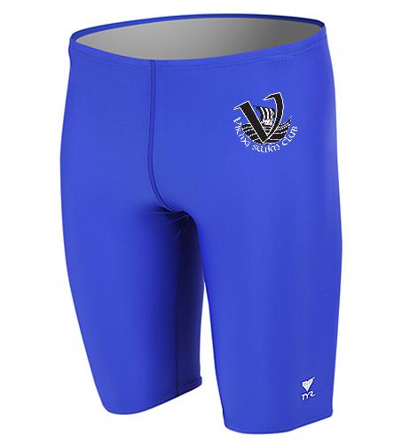 Viking Men's Team Suit Blue - The TYR Men's TYReco Solid Jammer