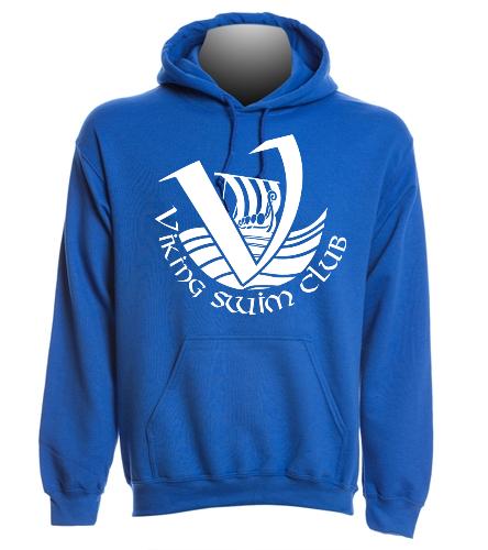 Vikings Team Sweatshirt Adult - SwimOutlet Heavy Blend Unisex Adult Hooded Sweatshirt