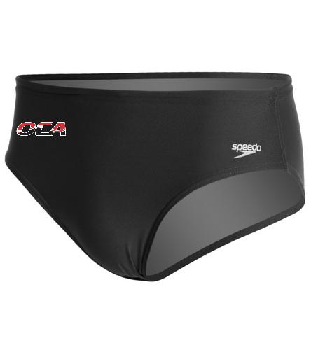 OCA Brief - Speedo Solid Endurance Brief Swimsuit