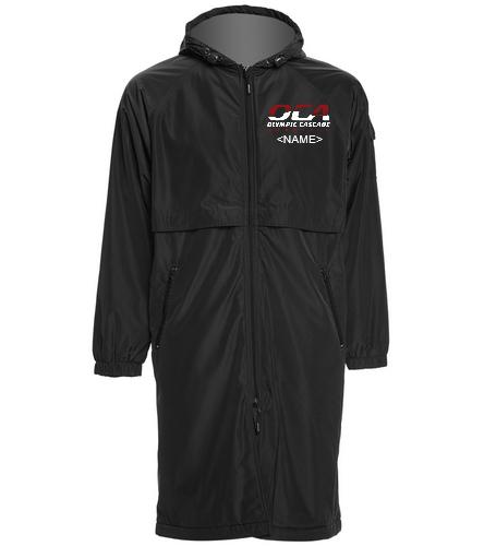 OCA  - Sporti Comfort Fleece-Lined Swim Parka