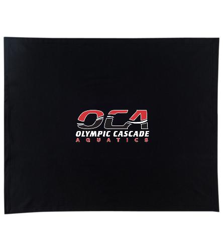Black Blanket - SwimOutlet Stadium Blanket