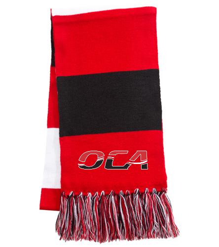 OCA scarf-3 - SwimOutlet Spectator Scarf