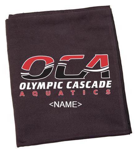 OCA micro fiber towel - Bettertimes Micro Fiber Swim Towel