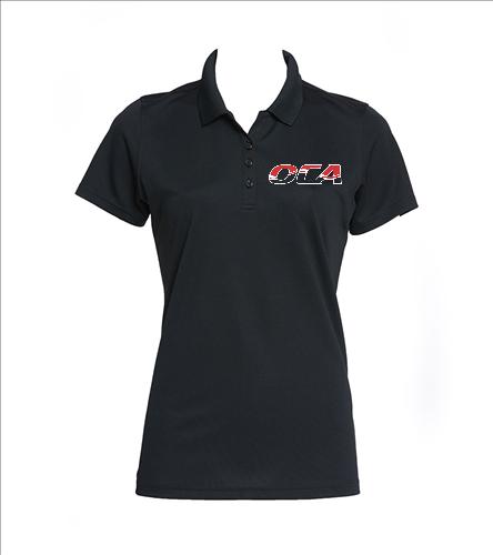Women's Polo - SwimOutlet Women's Dry Zone® UV Micro-Mesh Polo