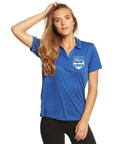 NCS Royal Polo Shirt - Women's - SwimOutlet Sport-Tek® Women's PosiCharge® Competitor™ Polo