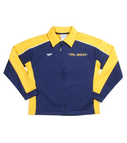 TRIW - Speedo Streamline Youth Warm Up Jacket