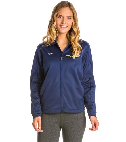 TRIW - Speedo Streamline Female Warm Up Jacket