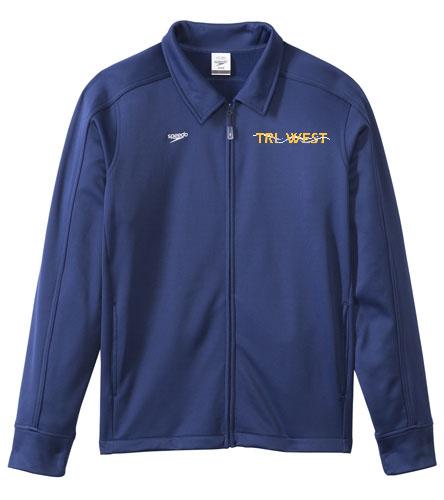 TRIW - Speedo Streamline Male Warm Up Jacket