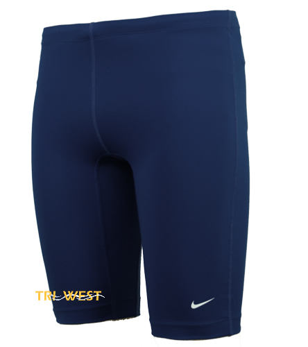 TRIW - Nike Men's Solid Poly Jammer Swimsuit