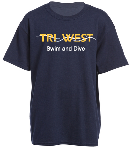 TRIW - SwimOutlet Youth Cotton Crew Neck T-Shirt