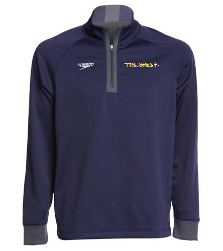 TRIW - Speedo Unisex 3/4 Zip Sweatshirt