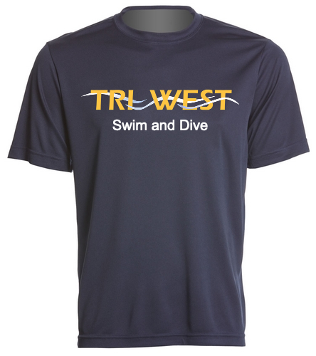 TRIW - SwimOutlet PosiCharge® Competitor™ Tee