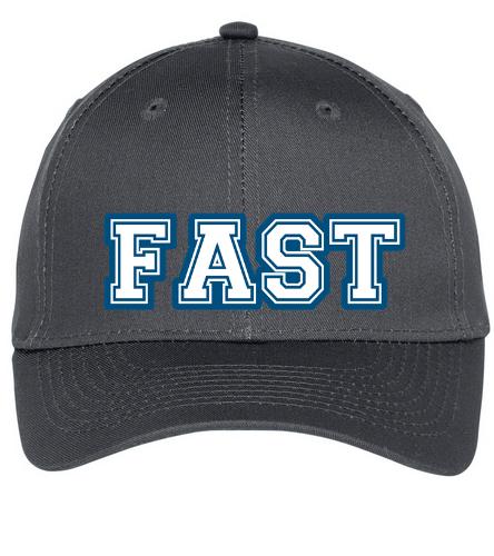 FAST Hat  - SwimOutlet Unisex Performance Twill Cap