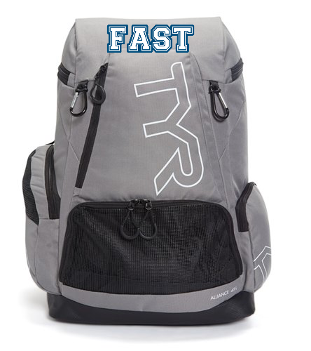 FAST Swim Bag  - TYR Alliance 45L Backpack