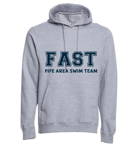 FAST Sweatshirt  - SwimOutlet Adult Fan Favorite Fleece Pullover Hooded Sweatshirt