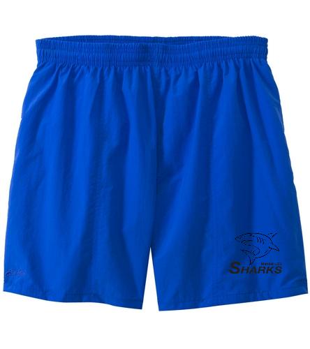 Sharks Men Water Shorts (Dolfin) - Dolfin Male Water Shorts