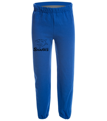 Heavy Blend Youth Sweatpant Blue - SwimOutlet Heavy Blend Youth Sweatpant