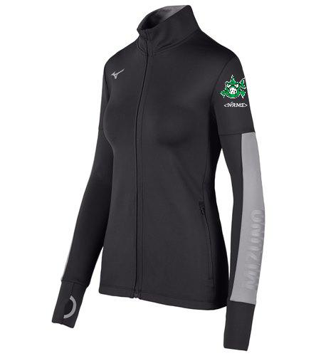 Team Women's Warm-Up Jacket - Mizuno Women's Alpha Quest Jacket