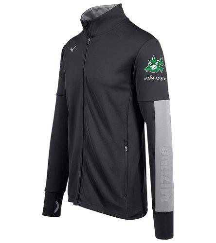 Team Warm-Up Jacket  - Mizuno Youth Alpha Quest Jacket