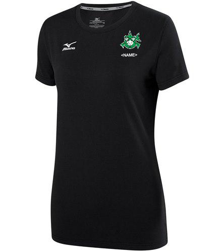 Team Shirt  - Mizuno Women's Volleyball Attack Tee Shirt 2.0