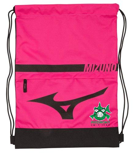 Team Drawstring Backpack - Mizuno RunBird X Drawstring Backpack