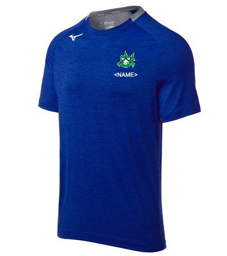 Team Shirt  - Mizuno Men's Alpha Short Sleeve Tee