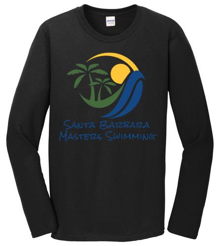 SBMS Black - SwimOutlet Cotton Unisex Long Sleeve T-Shirt