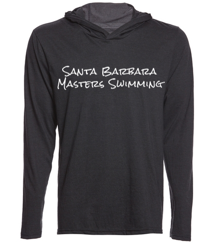 SBMS Black - SwimOutlet Men's Perfect Long Sleeve Hoodie