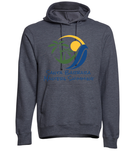 SBMS - SwimOutlet Adult Fan Favorite Fleece Pullover Hooded Sweatshirt