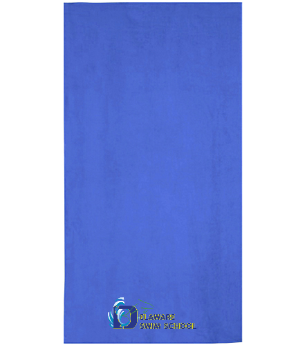 DSS SWAG - Royal Comfort Terry Velour Beach Towel 32 X 64