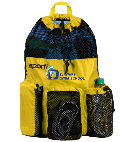 DSS SWAG - Sporti Equipment Mesh Backpack