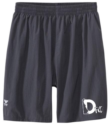 D-fit Gear - TYR Classic Deck Short