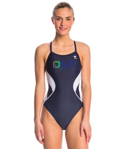 DST CUSTOM - TYR Women's Alliance Splice Diamondfit One Piece Swimsuit