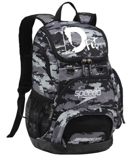 D-fit Gear - Speedo Medium 25L Teamster Backpack