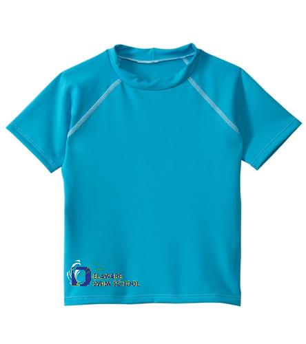 DSS SWAG - Dolfin Unisex Kids' Rashguard (2T-7)