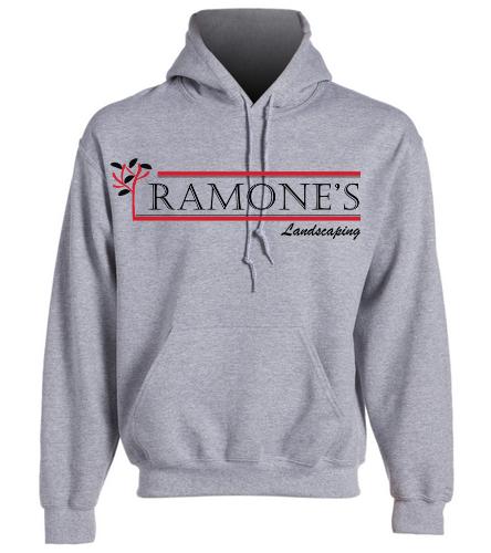 Ramones's Gear - SwimOutlet Heavy Blend Unisex Adult Hooded Sweatshirt