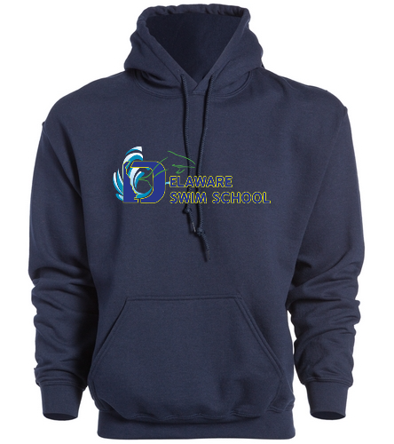 DSS NAVY SWAG - SwimOutlet Heavy Blend Unisex Adult Hooded Sweatshirt
