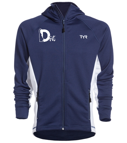 D-fit Gear - TYR Alliance Victory Male Warm Up Jacket