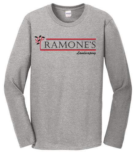 Ramone's Gear - SwimOutlet Cotton Unisex Long Sleeve T-Shirt