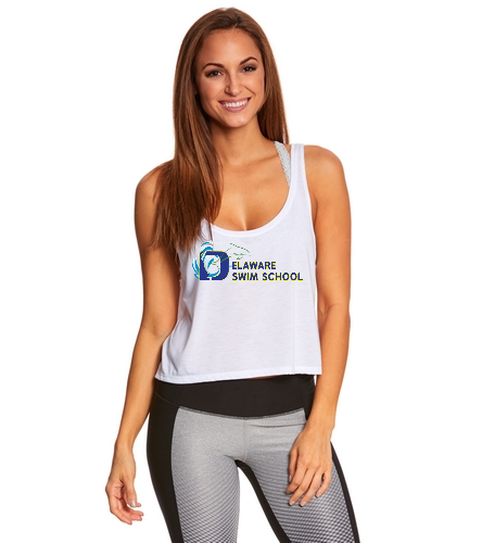 DSS SWAG - Bella + Canvas Flowy Boxy Workout Tank Top