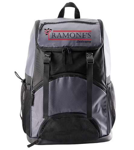 Ramone's Gear - Sporti Large Athletic Backpack