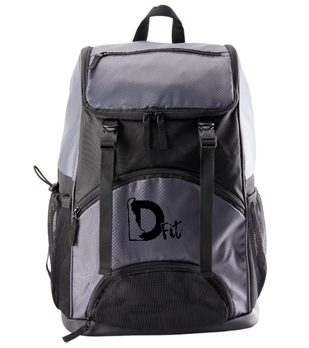 D-fit Gear - Sporti Large Athletic Backpack