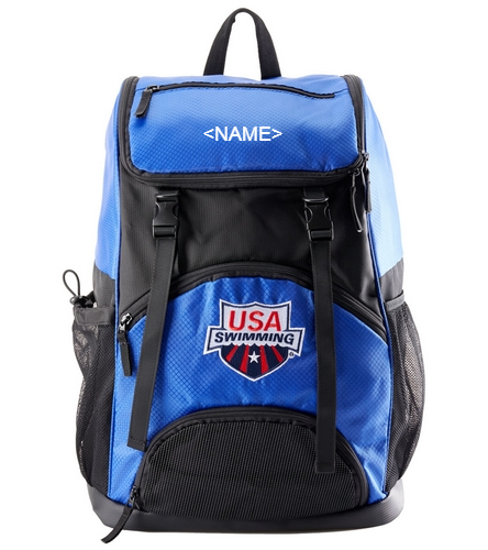 DSS SWAG - USA Swimming Large Athletic Backpack