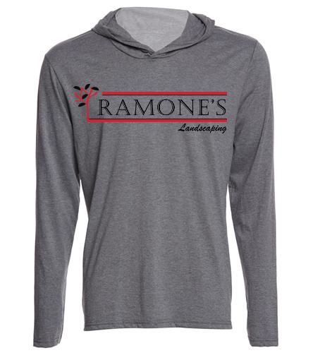 Ramone's Gear - SwimOutlet Men's Perfect Long Sleeve Hoodie
