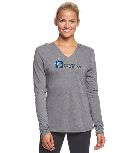 DSS SWAG - SwimOutlet Women's Perfect Long Sleeve Hoodie