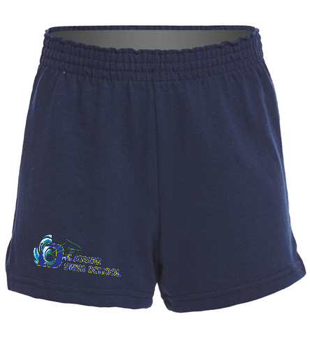 DSS SWAG - SwimOutlet Custom Girls' Fitted Jersey Short