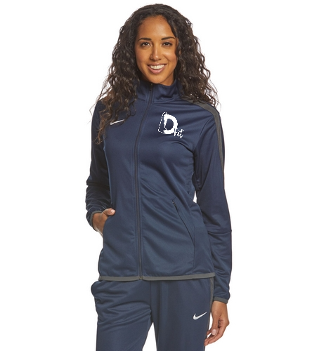 D-fit Swag - Nike Women's Training Jacket