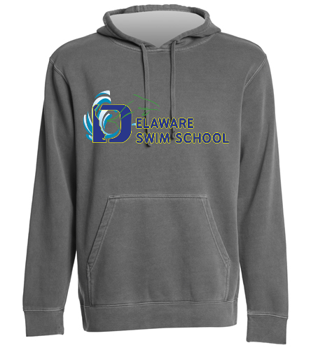 DSS SWAG - SwimOutlet Unisex Midweight Pigment Dyed Hooded Sweatshirt